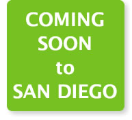 Coming Soon to San Diego