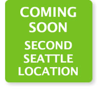 Coming Soon! Second Seattle Location